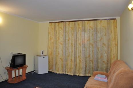 №6 2-х комнатный номер. 2-й этаж. С балконом.